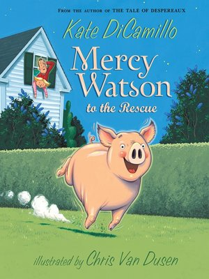 cover image of Mercy Watson to the Rescue